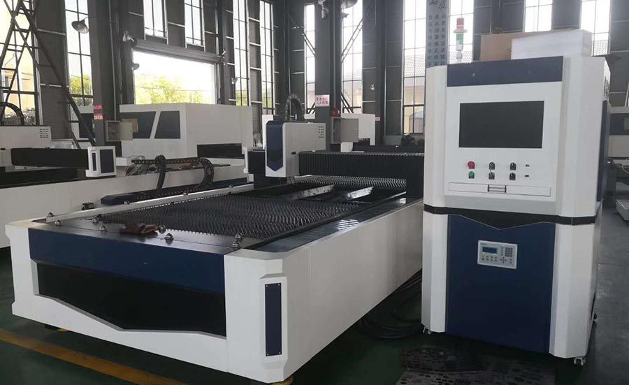 CNC workshp ir lazeriu pjaustoma mašina