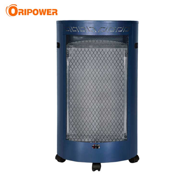 H5208 Catalytic indoor gas heater with Italy import catalytic burner,CE approval
