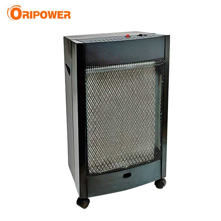 H5202 Catalytic indoor gas heater with Italy import catalytic burner,CE approval