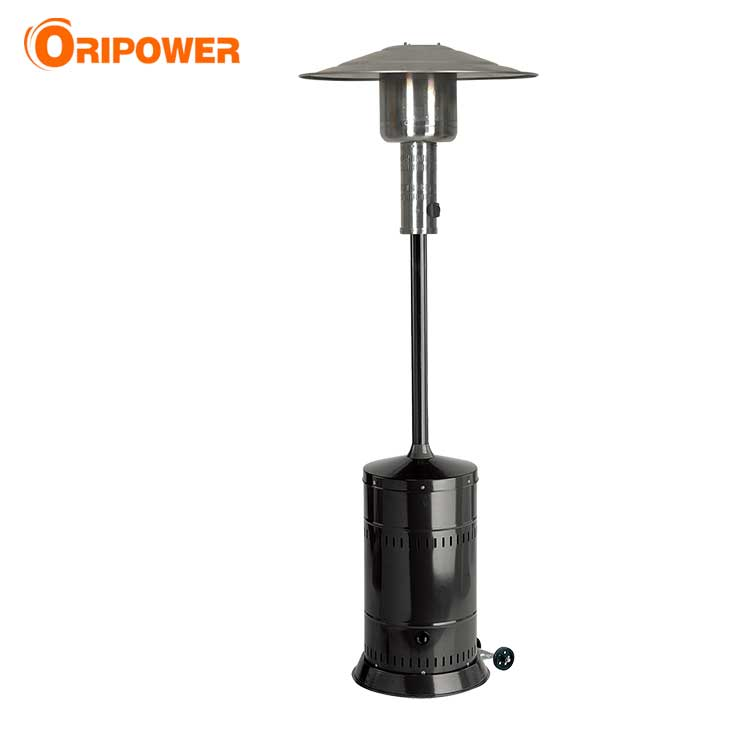 H1207 Powder coated steel patio heater